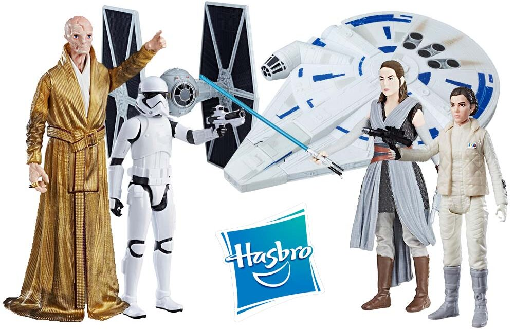 Nueva colección Star Wars de Hasbro