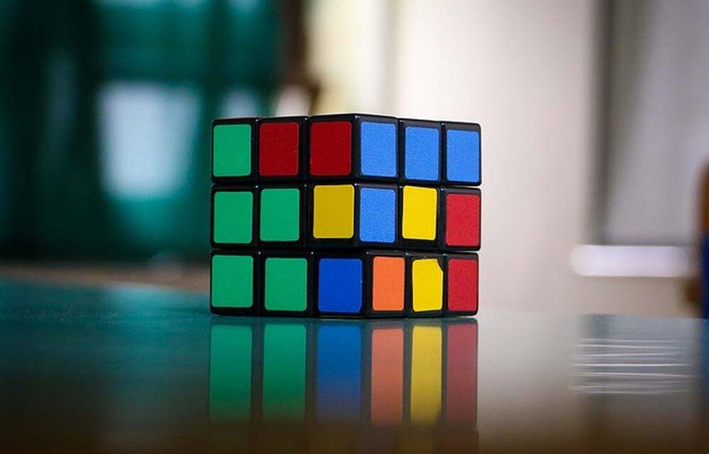 Cosas que no sabías sobre el cubo de Rubik
