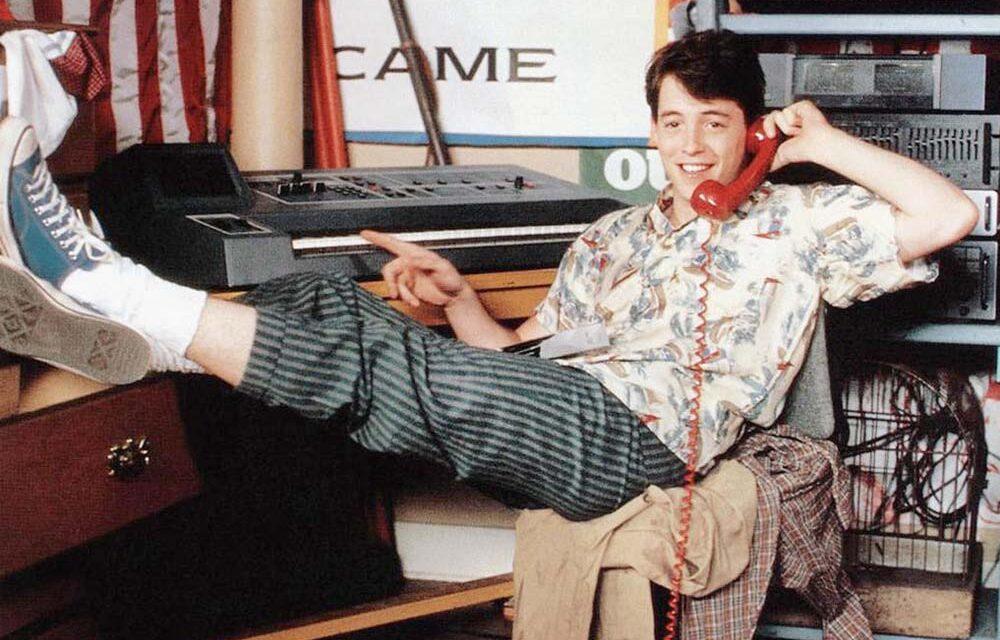 Cosas que veías en las películas de los 80 y ahora es impensable