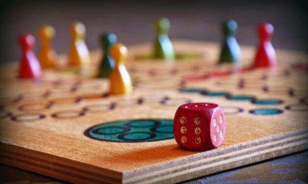 Juegos típicos de mesa y de cartas que se jugaban en los 80's