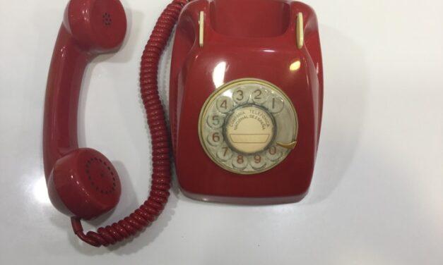 La telefonía de ayer y hoy