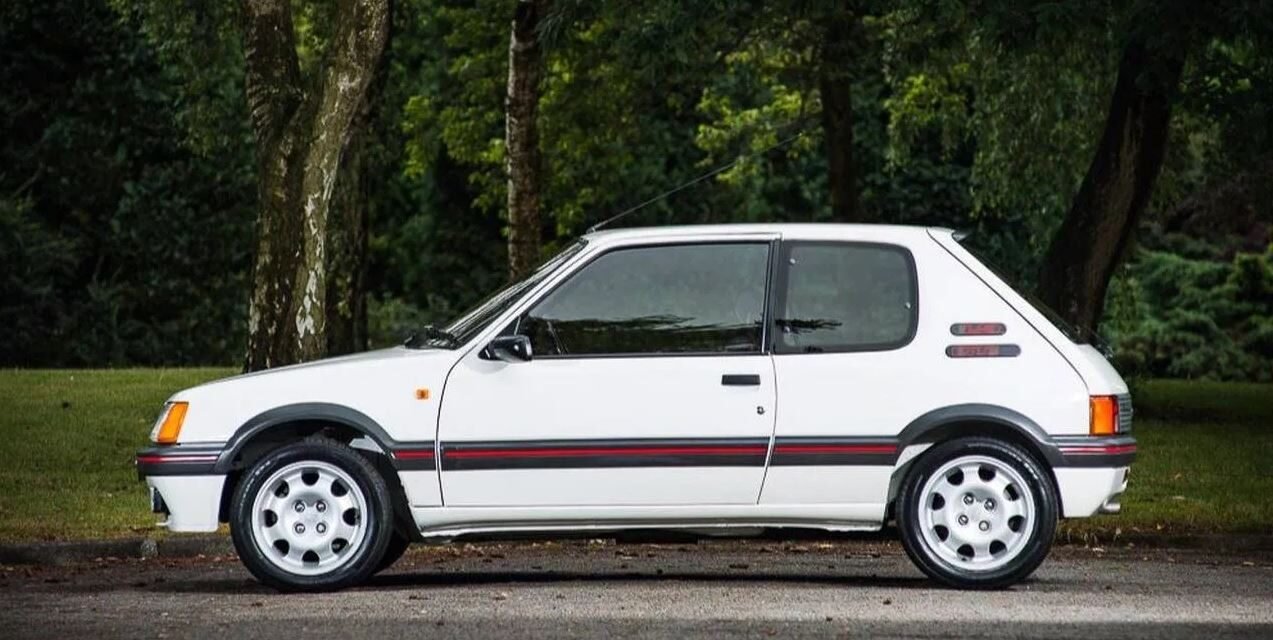 Los coches que marcaron los años 80